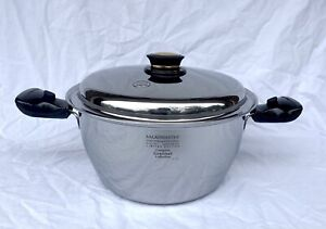 Saladmaster 8.5 Quart Roaster 316ti Limited Edition Waterless Cookware Stainless