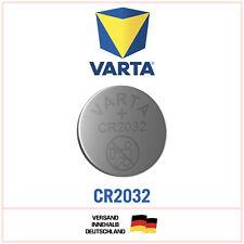 Knopfzellen VARTA CR2025 2025 CR2016 2016 CR2032 2032 Bulk Ware MHD bis 2030