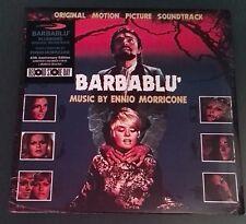 LP ENNIO MORRICONE BARBABLU' LIMITED COLORED VINYL COLONNA SONORA  OST