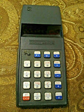 Commodore SR-7919 RED LED Scientific Calculator Made in the UK