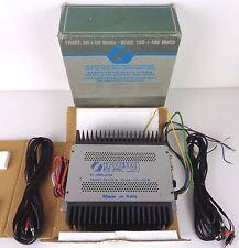 irving 100+100w car bi amplifer, car audio
