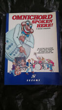 Suzuki omnichord spoken here edition songbook 200 pages 199 songs