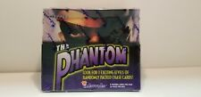 Phantom Movie Trading Card Box Inkworks 1996