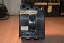 ITE Industrial C.B. EF 3 Pole 3 Phase 600VAC 3 Cont. Amps EF3-A003 X-22021