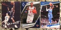 2019-20 Panini Chronicles RJ Barrett Phoenix Luminance Prestige Lot Of 3 RC