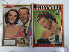 Rivista Cinema Hollywood 1950  n° 227 Marguerite Chapman Fred Astaire 23/6