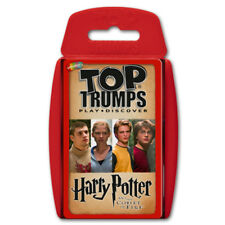 Top TRUMPS Harry Potter and The Goblet of Fire Card Game 2923