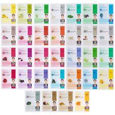 Dermal Korea Collagen Essence Full Face Facial Mask Sheet (32 Combo Pack)