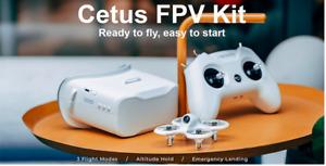 BETAFPV Cetus FPV Drone Kit RTF Quadcopter VR02 FPV Goggles LiteRadio2 SE Radio