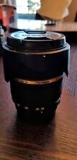 Tamron SP 28-75mm F/2.8 XR Di LD Aspherical (IF) w/ hood for Sony