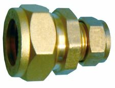 """3/4"""" 9lb Lead to 22mm Copper Pipe Fitting - Lead Loc - PACK OF 2"""