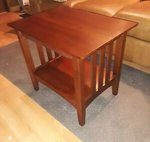 Ethan Allen New Impressions American end side Table 224 24-8403 220303 excellent