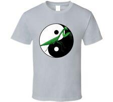 Praying Mantis Yin Yang Kung Fu Martial Arts Meditation Tai Chi Yoga T Shirt