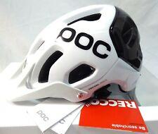 POC Tectal Race SPIN Helmet White MD/LG