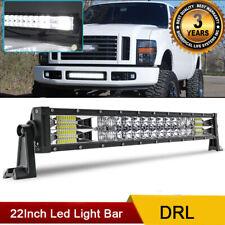 "For 2009-2014 Ford F150 Lower Hidden Bumper Grille 1200W LED Light Bar 20"" / 22"""