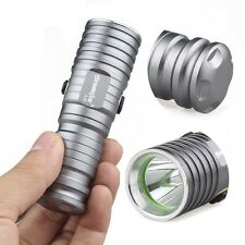 5000LM Rechargeable SKYWOLFEYE CREE XM-L T6 LED 3 Modes CR123A Torch Flashlight