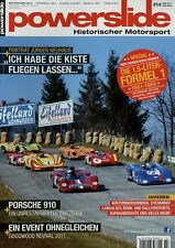 Powerslide Nr. 14 2011 Lancia 037 Porsche 910 935 K3 Mercedes 220 SE March-HSB