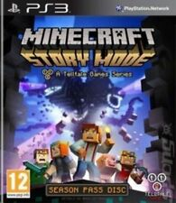 Minecraft: Story Mode - A Telltale Game Series - PS3  MINT - SUPER FAST DELIVERY