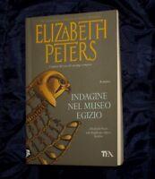 INDAGINE NEL MUSEO EGIZIO - ELIZABETH PETERS - ED. TEA 2010 A23