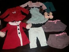 American girl doll clothes used