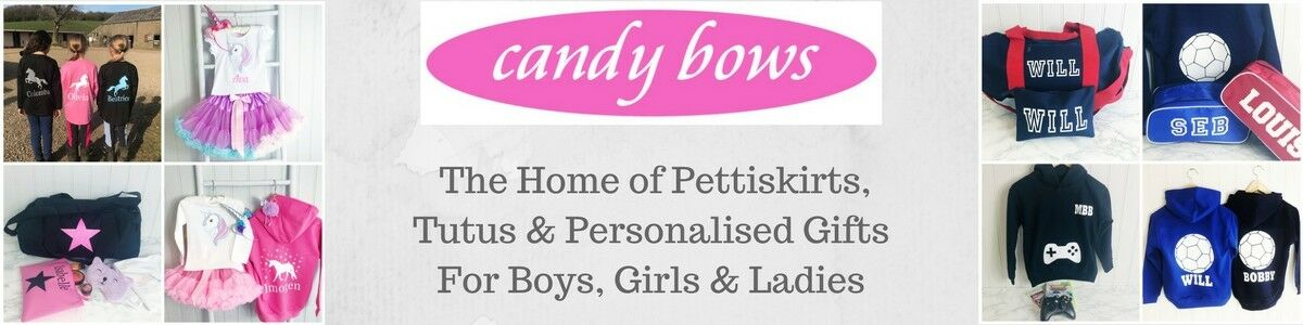 Candy Bows Accessories