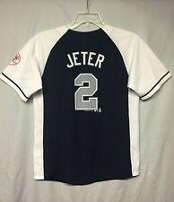 MLB Genuine Merchandise New York Yankees Derek Jeter Youth Jersey Large 14 - 16