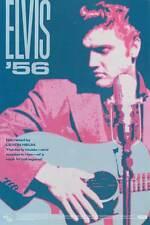"ELVIS '56 Movie Poster [Licensed-NEW-USA] 27x40"" Theater Size Elvis Presley"