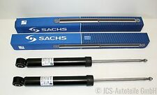 2x SACHS Stoßdämpfer hinten Seat Altea/Leon/Toledo VW Golf V/VI Scirocco 310950