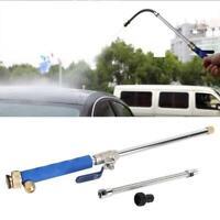 Hochdruck-Wassersprühpistole Düsenschlauchrohr Garten Autowaschanlage Set