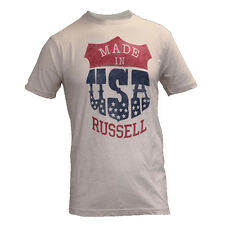 T-SHIRT RUSSELL ATHLETIC MOD USA