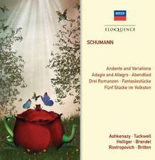 Vladimir Ashkenazy - Schumann: Chamber Music [New CD]