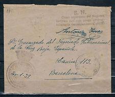1939.- MOLINS DE LLOBREGAT A BARCELONA