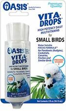 Oasis Vita-Drops Small Bird Multi-Vitamins 2 fl. oz. No artificial colors or pre