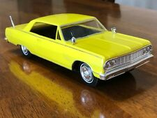 AMT Vintage 1964 Chevelle Suoer Sport Craftsman Series with box and accessories