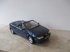 altes Modellauto Anson Renault Megane Cabriolet 16V Maßstab 1:18 ohne OVP
