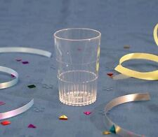 Shooter / Shot Glasses Super Heavy / Reusable - 1.5 Oz. W/ 1 Oz. Pour Line