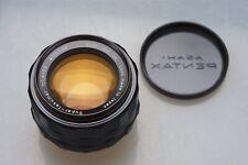 Pentax Super Takumar 50mm f/1.4 lens NEW IN BOX screw mount M42