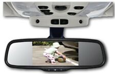 "PARKSAFE  5"" Replacement Mirror System with Reversing Camera"