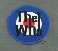 Patches Aufbügler Aufnäher The Who Rock'N'Roll Hardrock