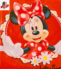 Disney kids / Youth Minnie Mouse Poncho