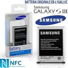 BATTERIA SAMSUNG ORIGINALE EB-L1G6LLUC GALAXY S3 i9300 S3 NEO 2100mA BLISTER