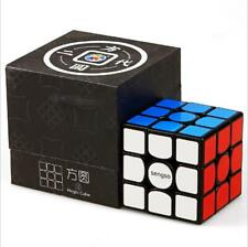 Shengshou 3x3 Magnetic Speed Cube Smooth Twist Magic Cube Black Toys Competition