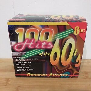 100 Hits Of The 60's 1998 CD