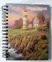 Thomas Kinkade - Address Book Lighthouse - Painter of Light - Man of Faith & Art