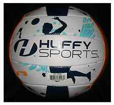 Huffy Volleyball Standard Size Spike Player Graphics Indoor / Outdoor Waterproof