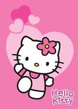 Kinderteppich Spielteppich Hello Kitty teppich 95x133cm nr 14