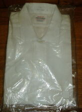 Vintage 60's Penny's NEW OLD STOCK White Button Shirt