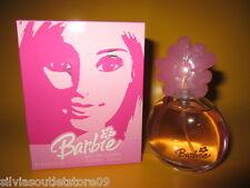 Barbie Eau de Toilette natural Spray 40ml Rarität von 2004 Made in Spanien NEU