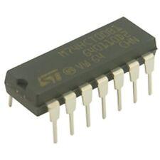 4030B Quad XOR Gate Logic IC (2 Pack)