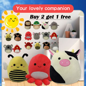 Squishmallows 7-Inch Plush *Choose Your Favourite UK